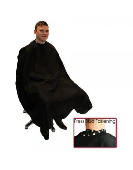 HairTools Deluxe Barber Gown