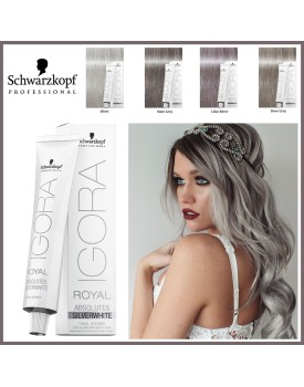 Schwarzkopf Igora Royal DOVE GREY 60ml Tube