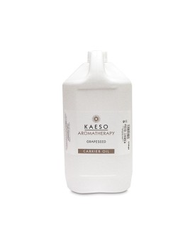 Kaeso Grapeseed Carrier Oil 4 Litre