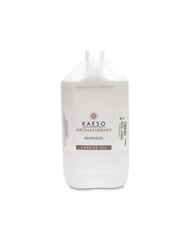 Kaeso Grapeseed Carrier Oil 4 Litre