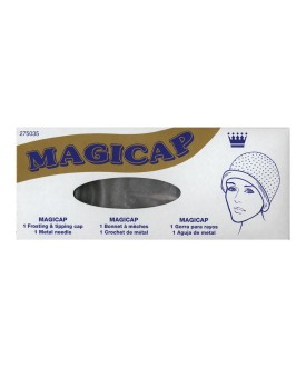 Magicap Rubber High Lowlight Cap + Hook