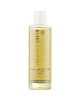 Kaeso Wax Remove & Restore After Wax Oil 250ml