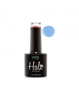 Halo Gel Polish Powder Blue