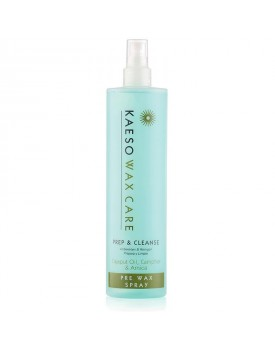 Kaeso Wax Care Prep & Cleanse Pre Wax Spray 495ml