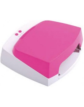 The Edge UV Gel Nail Lamp 36w - Pink