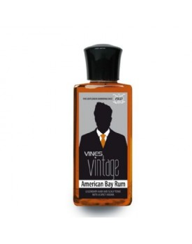 Vines Vintage American Bay Rum Hair and Scalp Tonic 200ml