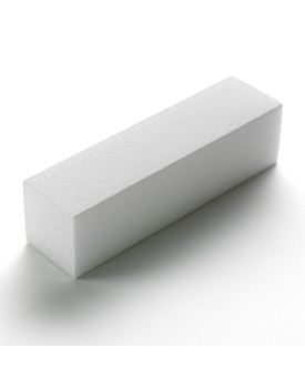 The Edge 100/100 Grit White Sanding Block x 10